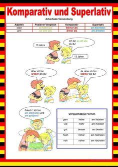Προσωπική αντωνυμία Dative / Sick | Deutsch | Pinterest | Deutsch ...