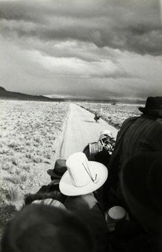 Robert Frank, Road to La Paz, Bolivia, 1949.