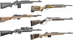 The 6 Best Scout Rifles