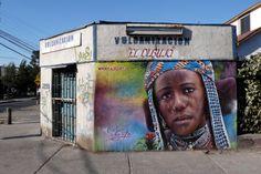 Street Art from Santiago de Chile