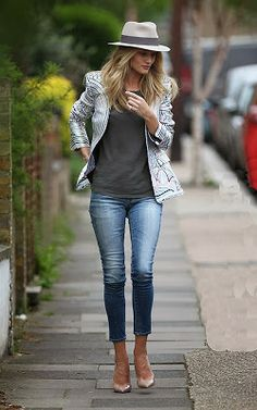 Le Luxe Mannequin: Model Off Duty: Rosie Huntington-Whiteley