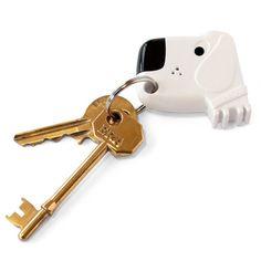 Porte clé - siffler il vous dira où sont vos clés !
