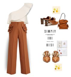 """""""Simply the Best"""" by onesweetthing ❤ liked on Polyvore featuring Isabel Marant, Muveil, Malone Souliers and Loewe"""