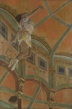 The Morgan Library & Museum - Current Exhibitions - Degas, Miss La La, and the Cirque Fernando