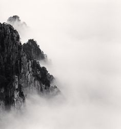 Huangshan Mountains, Study 6, Anhui, China, 2008