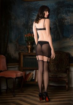 Salon Désir exclusive lingerie boutique will launch soon, sign-up at salondesir.com