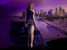 Suspicion by SlichoArt on DeviantArt