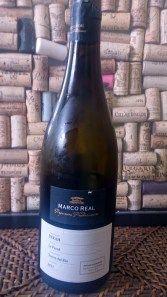 Syrah 100% Marco Real pequeñas producciones un vino complejo con buenas vibraciones