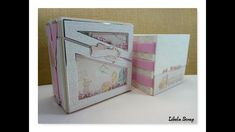 Album nube pop up coleccion Dreamy baby girl Fabrika decoru Pop Up, Baby Album, Decorative Boxes, Scrapbooking, Youtube, Carton Box, Mini Albums, Clouds, Blue Nails