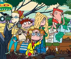 Wild thornberrys I loved this show too