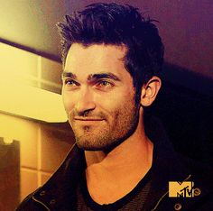 Also another fav character from Teen Wolf! Derek Hale is the character, and he is so awesome! I also ship Derek and Stiles pretty hardcore, they are so perfect for one another! He looked so adorable here, I had to share!