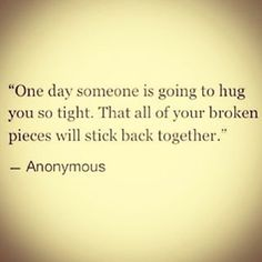 That's why I love to hug! I am huggin you back to normal! bhahaha