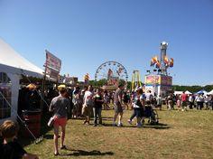 Strawberry festival in Mattituck, North fork Long Island, NY