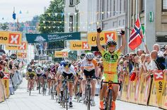 Shelley Olds wins stage 2 at the Ladies Tour of Norway
