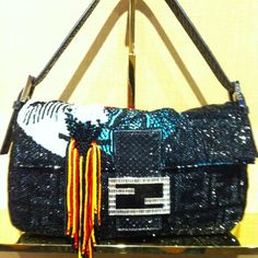 My favourite Limited Edition Re-issue of the Fendi Baguette: The Tucano, inspired by Rio De Janiero