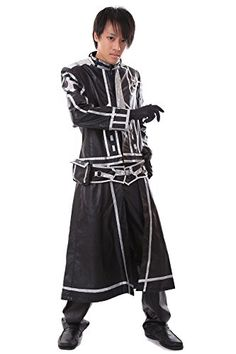 WS_COS D.Gray-Man Cosplay Custome Bakanda Kanda Yu Exorcist Uniform V2 Set S Wing Seng http://www.amazon.com/dp/B00RNFJL5A/ref=cm_sw_r_pi_dp_mXm8vb133R2TN