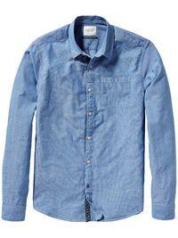 Summer Oxford Shirt