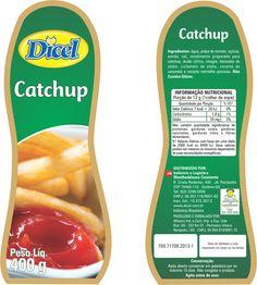 Embalagem de Catchup