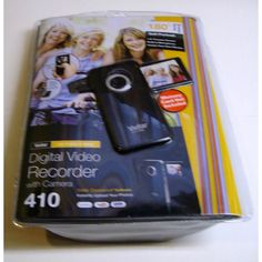 NEW! Vivitar 410 Digital Video Camera
