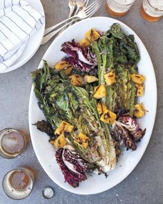 13 Grilled Vegetables