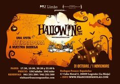 'Hallowine', la noche más terrorífica de Bodegas Franco Españolas – Vinicultura – Noticias, última hora, vídeos y fotos de Vinicultura en lainformacion.com