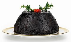 Do you eat Christmas pudding because you love it, or from a combination of habit, nostalgia and groundless optimism? #christmas #plumpudding