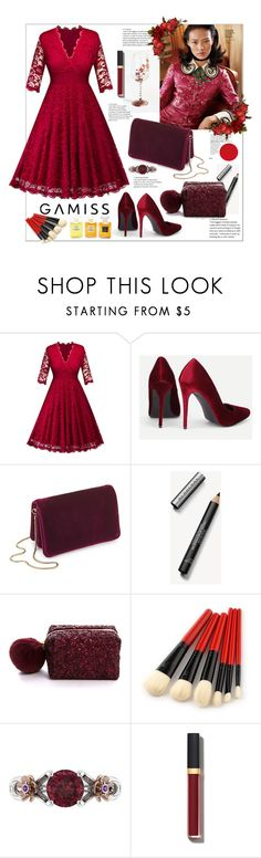 """Gamiss lace dresses"" by natalyapril1976 on Polyvore featuring Mode, Miss Selfridge, Burberry, Pinch Provisions und Chanel"