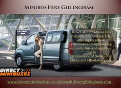 Luxury minibus hire is a novel way to combine the use of a means of transport with public relations.