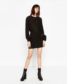LONG SLEEVE TOP-NEW IN-WOMAN | ZARA United States