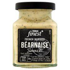 Tesco Finest Bernaise Sauce 165g