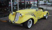 Auburn 1936 Boattail Speedster replica