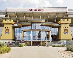 West Ham United FC - Boleyn Ground.. Sadly moving :(