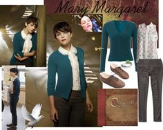 """""""Mary Margaret Blanchard"""" by tiffycuss ❤ liked on Polyvore"""