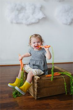 Spring Studio Mini Session | Easter Mini Session | Utah Lifestyle Photographer | Jen Herem Photography