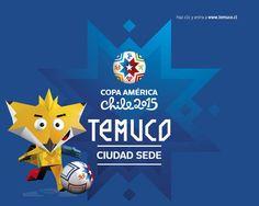 Copa Ameria Chile 2015 Temuco