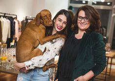 Ein französisches Mutter-Tochter-Duo sorgt für den neuesten Conceptstore im Siebenten. Im L'Adresse shoppt man chice Mode, Möbel und Accessoires. Shopping, Accessories, Daughter
