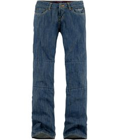 Hella Denim Pant - Blue | Products | Ride Icon