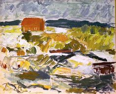 RUNE PERSSON. Landscape
