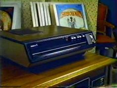 #ThrowbackThursday: Introducing… the #RCA VIDEO DISC #TBT #retro