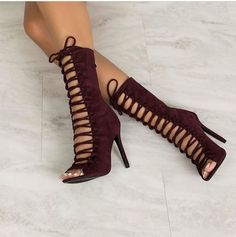 •PINTEREST• MYA #shoespromheels