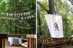 Pure Joy Events: Pirate Birthday Party