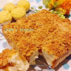 至福のキャラメルクランブルで♪ザクふわメープルちぎりパン♡ by ちゃんちー   レシピサイト「Nadia   ナディア」プロの料理を無料で検索