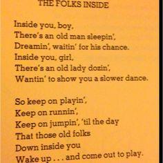 Shel Silverstein :)