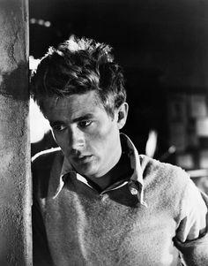 """James Dean en """"Al este del Edén"""", 1955"""