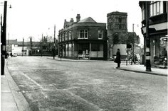 Some of this 1960s Leicester scene survives to this day