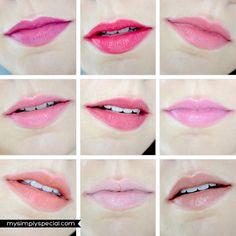 Charming (#7708), Classy (#7702) & Posh (#7706), Fantasy (#7701), Gypsy (#7704), Captivating (#7709), Nostalgic (#7707), Sociable (#7711) & Flirtatious (#7710) http://www.elfcosmetics.it/product-beauty/rossetto