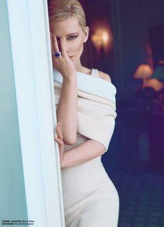 Cate Blanchett for Koray Birand