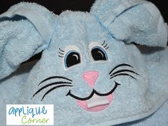 11 best embroidered rabbit faces images bunnies bunny rabbit