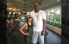 Lamar Odom Getting Into The Best Shape Of His Life After Khloe KardashianDivorce