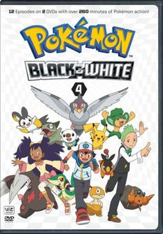 Pokemon Black & White Set 4